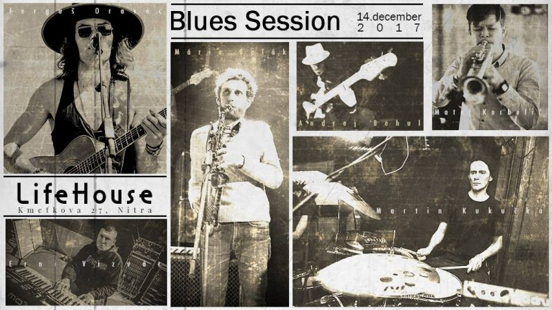 Blues Session