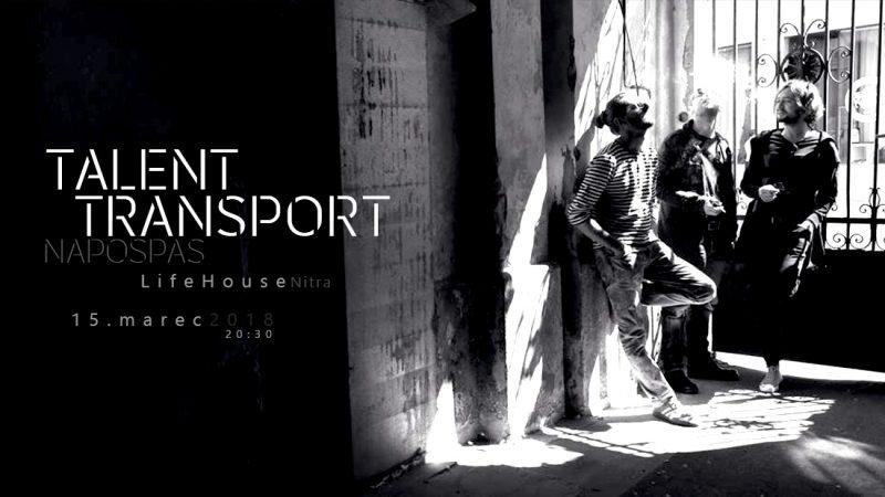 Talent Transport: Napospas