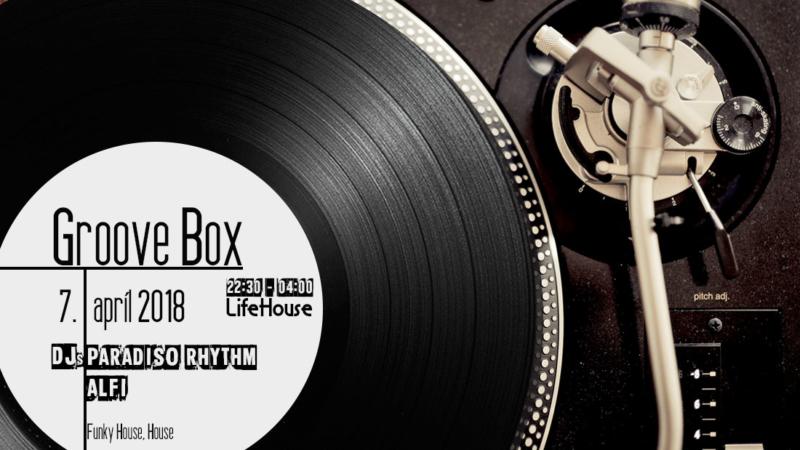Groove Box /Paradiso Rhythm * Alfi/