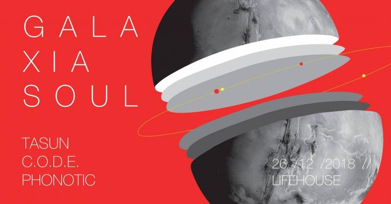 Galaxia Soul // Štefan edition