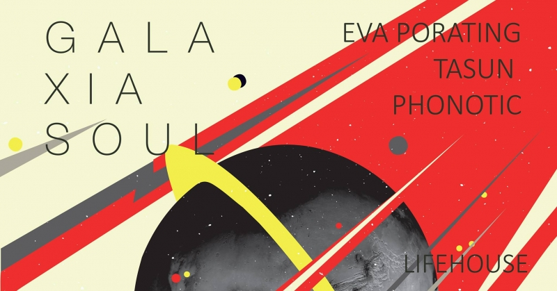 Galaxia Soul: Eva Porating, Tasun, Phonotic