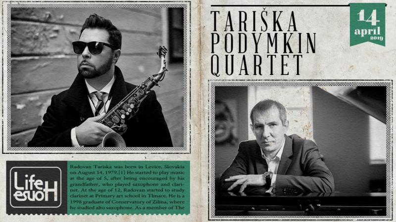 Tariška / Podymkin quartet