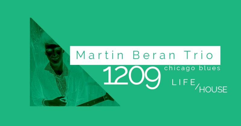 Martin Beran Trio