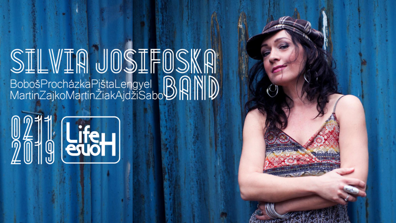 Silvia Josifoska Blues Band
