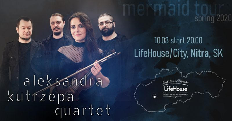 Aleksandra Kutrzepa Quartet (PL)